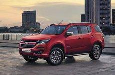 Chính thức: Chevrolet Trailblazer công bố giá bán từ 859 triệu, đối đầu Fortuner