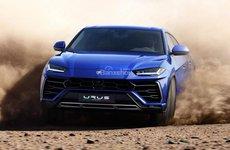 Lamborghini sẽ không sản xuất mẫu xe SUV nhỏ hơn Urus