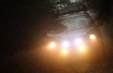 Một số lưu ý về đèn xe khi đi chơi ngày lễ
