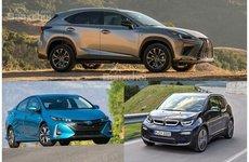 Những mẫu xe điện và hybrid tốt nhất năm 2018
