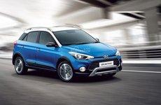 Hyundai i20 Active 2018 thêm tùy chọn 2 tông màu, giá từ 239 triệu đồng