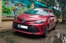 Toyota Vios bản nâng cấp mới nhất bất ngờ lăn bánh tại Việt Nam