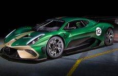 Siêu xe mạnh 700 mã lực Brabham BT62 có giá hơn 32 tỷ đồng