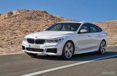BMW 6-Series GT ra đời phiên bản mới