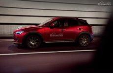 Mazda CX-3 2019 cập nhật mới chốt giá 486 triệu