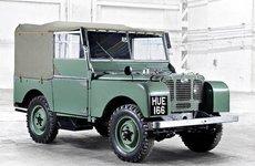 Land Rover kỷ niệm 70 năm thành lập bằng chương trình trực tuyến toàn cầu
