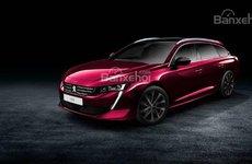 Peugeot 508 wagon mới sẽ xuất hiện tại triển lãm Paris 2018?