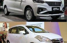 Suzuki Ertiga 2018 có những điểm gì mới so với thế hệ cũ?