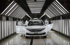 Honda Amaze 2018 bắt đầu được sản xuất tại Ấn Độ