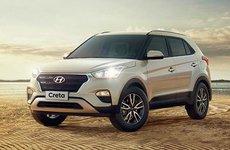 Hyundai Creta 2018 bắt đầu nhận đặt hàng tại Ấn Độ, giá từ 317 triệu đồng