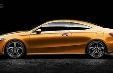 Mercedes A-Class phiên bản coupe gây bất ngờ với fan hâm mộ