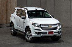 Những mẫu xe giảm giá nhiều nhất tháng 5: Chevrolet Trailblazer hạ 80 triệu đồng