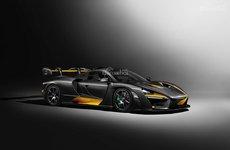 Siêu xe điện McLaren Senna vẫn còn là giấc mơ xa