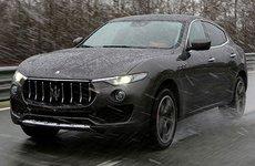 Lãnh đạo Fiat Chrylse thất vọng vì Maserati Levante ế ẩm
