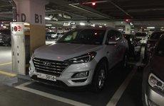 Bắt gặp Hyundai Tucson 2019 lăn bánh công khai tại Hàn Quốc