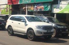 Ford Everest facelift 2018 sẽ sớm về Việt Nam thay bản cũ không đạt chuẩn khí thải?