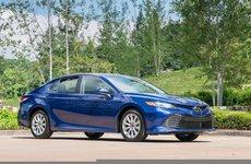 Toyota Camry 2018 thống lĩnh phân khúc sedan cỡ vừa tại Mỹ