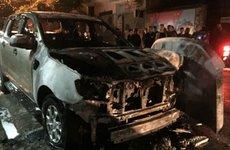 Vụ Ford Ranger tự bốc cháy ở Hải Dương: Chủ xe vẫn 'dài cổ' chờ kết luận