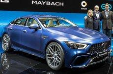Mercedes-AMG GT Coupe 4 cửa thiết lập thành tích mới tại đường đua Nurburgring