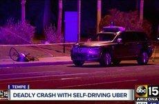 Xe tự lái Uber gây tai nạn chết người do bị lỗi phần mềm?