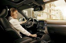 Volvo sẽ trang bị cho ô tô nhiều tính năng của Google