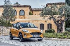 Crossover Ford Fiesta Active 2019 ra mắt khách hàng châu Âu
