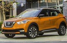 Crossover giá rẻ Nissan Kicks 2018 chốt giá 432 triệu