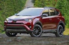 Top 10 SUV/CUV bán chạy nhất Mỹ tháng 4/2018: Toyota RAV4 lật đổ Nissan X-Trail