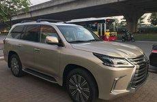 Lexus LX570 2018 nhập Mỹ tại Việt Nam có giá hơn 9 tỷ đồng