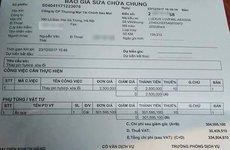 Khách Việt bất ngờ trước mức phí thay ắc-quy hơn 300 triệu của chiếc Lexus LS 600h L 2010