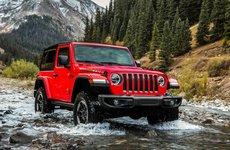 Jeep Wrangler 2.0L Turbo 2018 được gia tăng hiệu suất tiêu thụ nhiên liệu