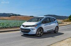 Xe điện Chevrolet Bolt 2019 cập nhật nhẹ, bổ sung tùy chọn
