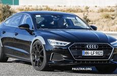 Audi RS7 2019 lộ diện công khai trên đường thử