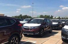 Hơn 2.000 xe ô tô Honda về nước 'tiếp sức' thị trường
