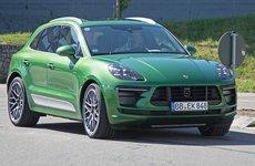 Chưa ra mắt chính thức, Porsche Macan 2019 bất ngờ xuất hiện công khai trên phố