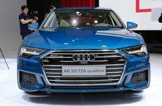 Audi A6, A7 xác nhận có gian lận khí thải