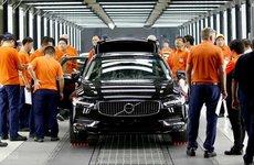 Volvo nhận định Trung Quốc sản xuất ô tô chất lượng hơn cả Châu Âu