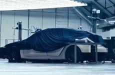 Tesla Model Y đã 'lộ hàng'?