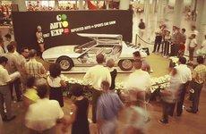 'Hàng hiếm' Lamborghini Marzal tái xuất sau 51 năm bị lãng quên