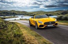 Mercedes-AMG GT S lộ diện với công suất mạnh bất ngờ