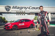 Chứng minh sức mạnh, Honda Civic Type R tiếp tục phá đảo trường đua mới