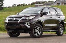 Đã có giấy chứng nhận kiểu loại, tại sao Toyota Fortuner chưa về Việt Nam?