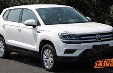 Volkswagen Tharu sẽ sớm ra mắt tại Trung Quốc, đối đầu với Honda CR-V