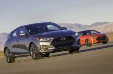 Hyundai Veloster 2019 đặt chân lên đất Mỹ, mở bán với giá 18.500 USD