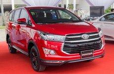Lãi suất vay mua xe Toyota Innova 2018 là bao nhiêu?
