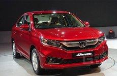 Honda Amaze 2018 - Đối thủ Hyundai Grand i10 chốt giá chỉ từ 180 triệu đồng