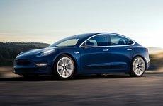 Tesla ngừng dây chuyền sản xuất Model 3 để sửa lỗi