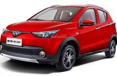 Vượt mặt Nissan Leaf, xe điện Trung Quốc BAIC EC đứng đầu thế giới