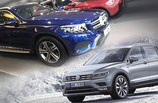 Thêm Mercedes-Benz GLC200, cơ hội nào cho Volkswagen Tiguan Allspace?