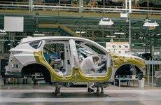 Acura RDX 2019 bắt đầu được đưa vào dây chuyền sản xuất tại Mỹ